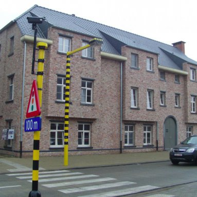 9 appartementen